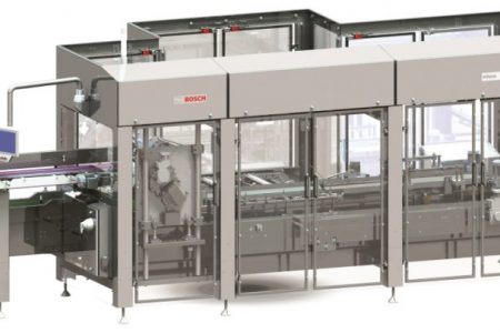 Bosch set to release its MEC Kliklok cartoner at Pack Expo