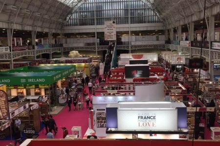 Confectionery and bakery firms return for 20th anniversary of Speciality and Fine Food Fair