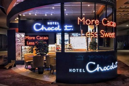 Hotel Chocolat extends its stores with latest Japanese opening