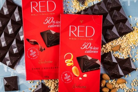 Chocolette Distribution launches low-calorie chocolate for US market