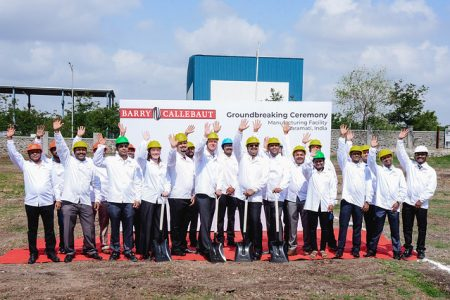 Barry Callebaut launches new Indian chocolate manufacturing facilities