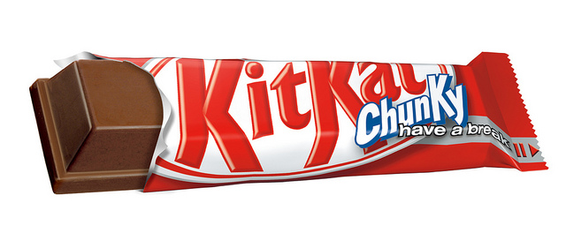 KitKats to have 10% less sugar