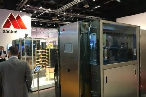 Key enrobing and aeration equipment makes its mark on confectionery sector