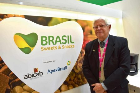 ABICAB president projects positive outlook for Brazilian confectionery market