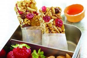 Almond bars 1