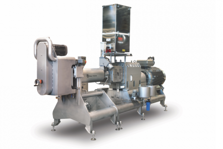 'New generation' extrusion equipment unveiled