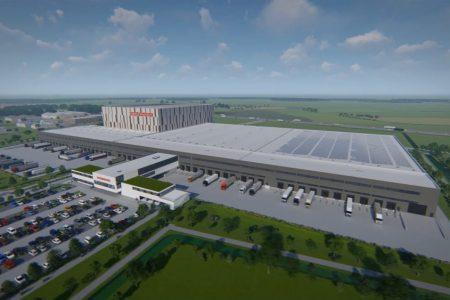 Barry Callebaut set to deliver new Belgian global distribution centre