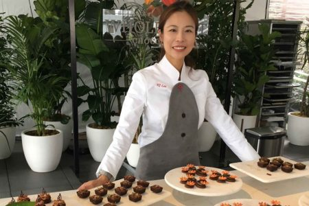 Barry Callebaut cacaofruit chocolate series launch
