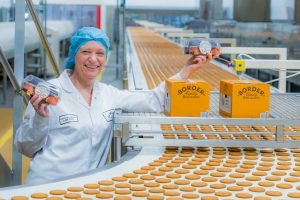 Border Biscuits honoured at the Great Taste Awards