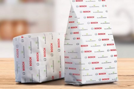 Bosch develops new environmentally friendly packaging