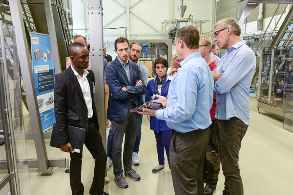Bosch opens packaging customer solutions centre