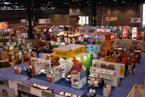 Brazilian companies report results upturn at Sweets and Snacks Expo