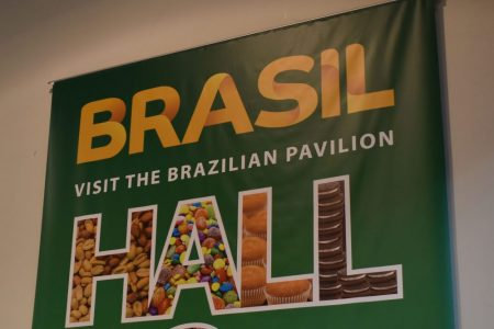 Brazilian pavilion offers expanded range of confectioners at ISM