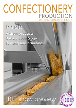 Confectionery processing news and editorial | Confectionery