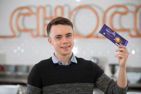 Cadbury competition finds winning inventor of new flavour for Dairy Milk series