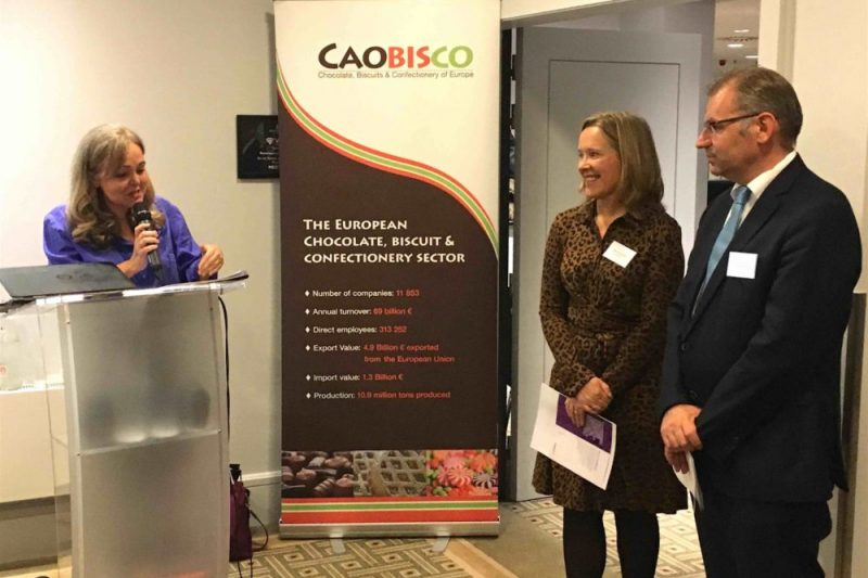 Caobisco 60th anniversary celebrations provide launch for its Treatwell initiative