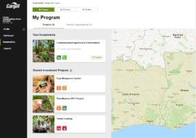 Cargill creates new digital supply chain mapping tool for consumers