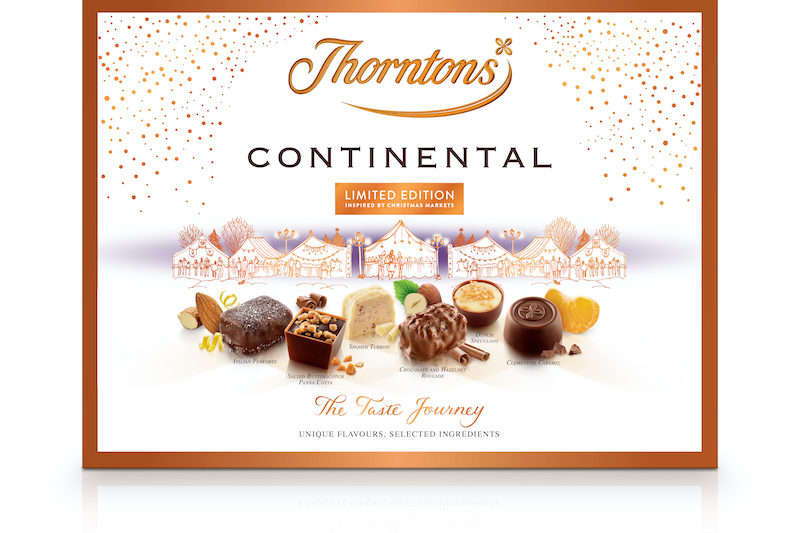 Christmas Flavours 2020 Ferrero responds to challenging trading conditions with major