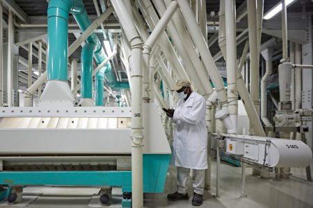 Olam International sets $361 million deal for Nigeria's Dangote Flour Mills