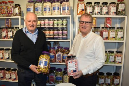 Bristows of Devon and Crawford & Tilley rebrand as The Great British Confectionery Group