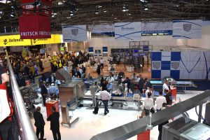 iba attracts a wealth of global confectionery and bakery innovations