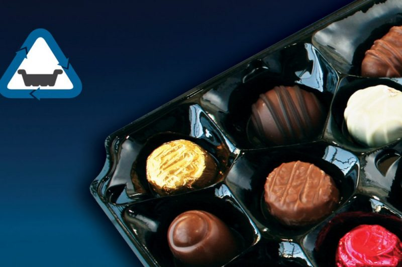 Quinn Packaging designs environmentally friendly trays for confectionery