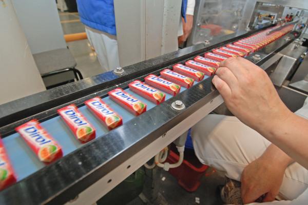 Preventative maintenance key for packaging equipment