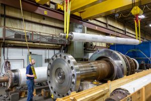 Precision Roll Grinders equipment marks 50th anniversary