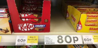 Ruby chocolate is flying off UK shelves