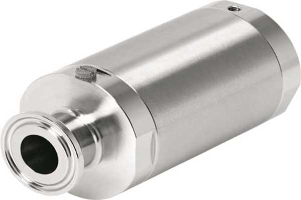 Pneumatic pinch valve