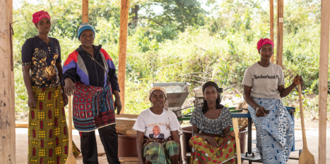 Behind the scenes: consumers ethical Fairtrade choices on cocoa making a difference
