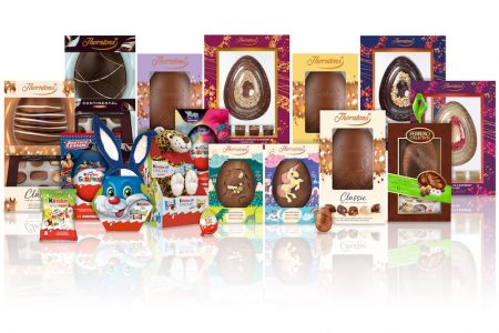 Ferrero set for £2.7 million investment showcasing its latest seasonal confectionery lines