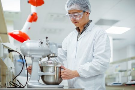 Wacker delivers Chinese lab facilities serving confectionery and bakery ranges