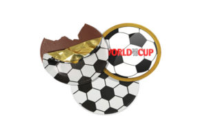 Confectionery businesses take aim at the World Cup