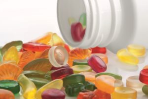 A new approach to fortified gummy production