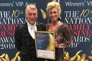 Whitakers Chocolates claims national accolade for its confectionery range