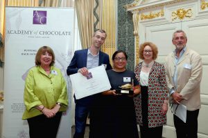 Academy of Chocolate awards celebrate winners from around the world