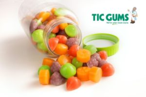 Tic Gums to enhance traceability with guar gum