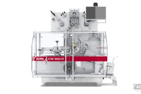 Acma to release new packaging upgrades to is equipment at Pack Expo