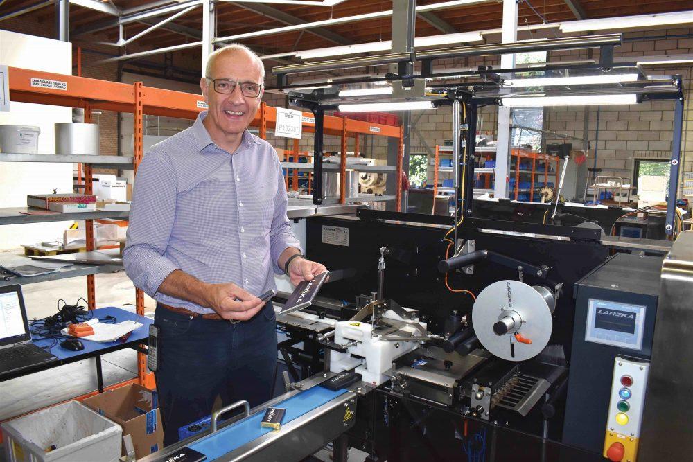 Lareka makes its mark on packaging market