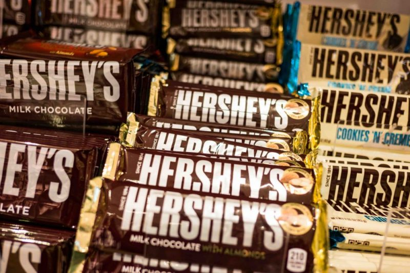 Growth for Hershey as US sales dominate its global business