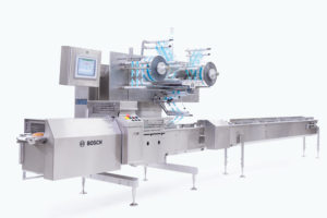 Bosch to unveil upgraded horizontal flow wrapper at Pack Expo