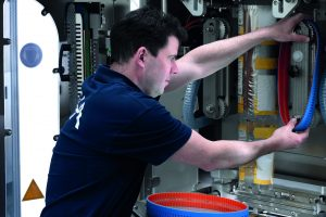 GEA service kits support packaging and forming equipment