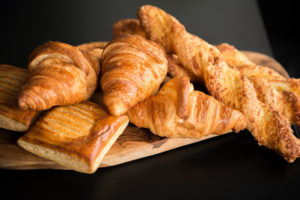 Shea-based shortening cuts saturated fats
