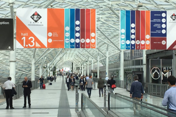 Record attendance figures for IPACK-IMA in Milan