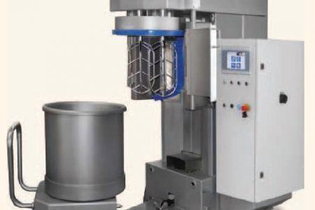Industrial bakery mixers