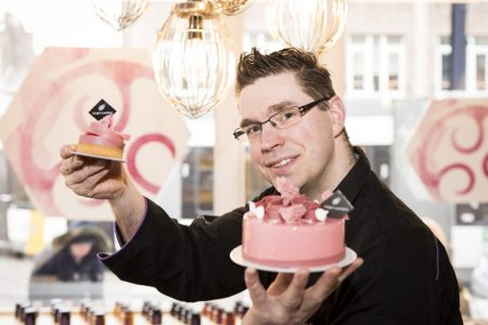 Belgian chefs and chocolatiers first in Europe to access ruby chocolate