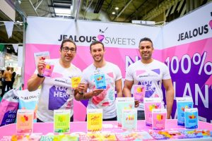 British confectionery firm gains funding for global export market