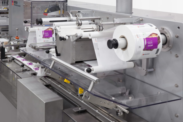 LoeschPack presents integrated flow wrapping system solution