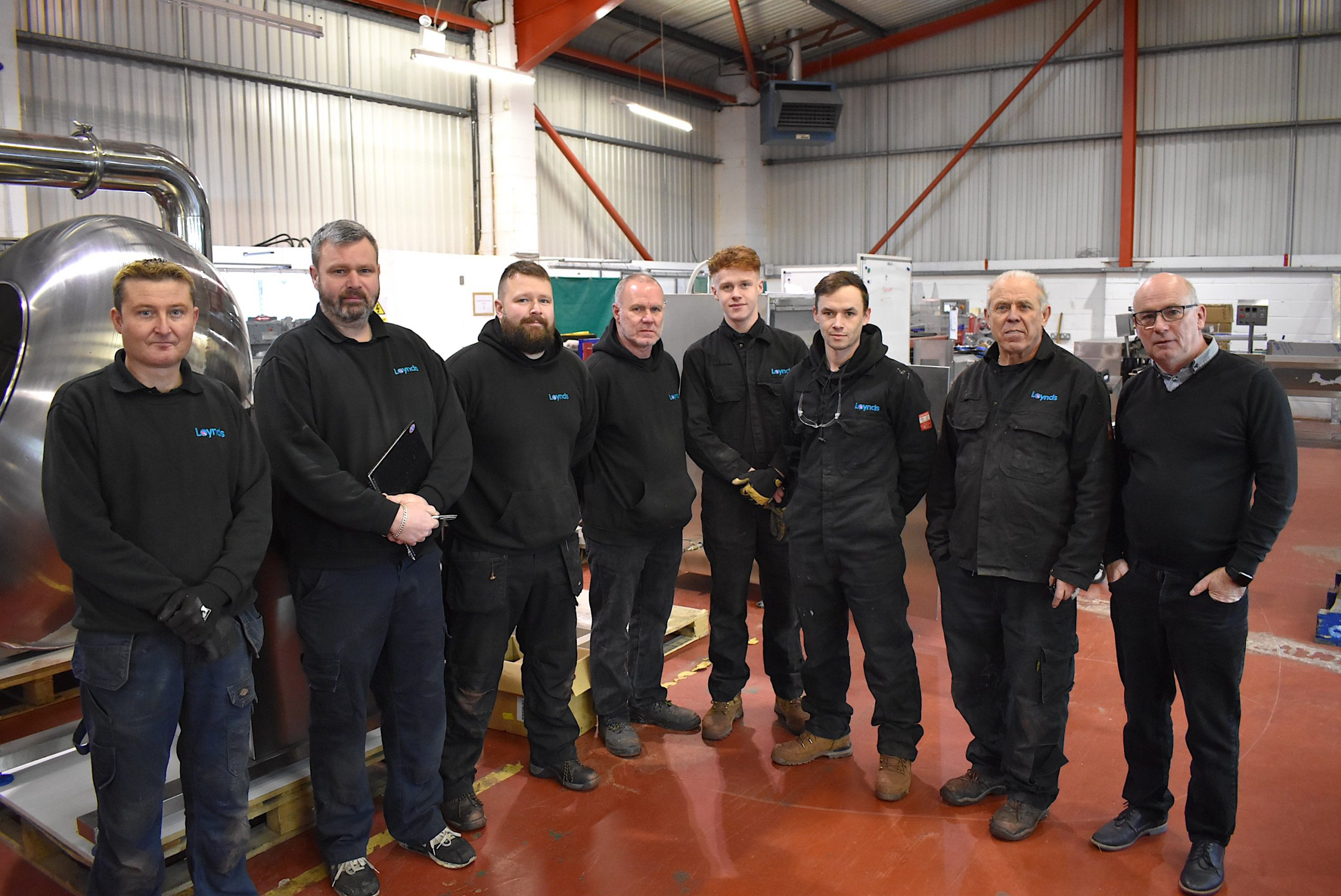 Creating confectionery equipment as solid as Blackpool rock